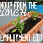 Roundup From the Ranch: Funemployment Edition